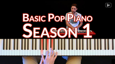 basic pop piano season1