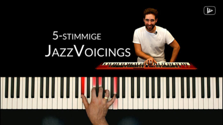 5 stimmige jazzvoicings